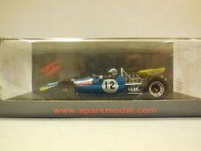 Spark Brabham Diecast Formula 1 Cars