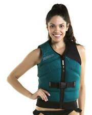 Gilet JOBE Unify Femme Taille S Bleu Turquoise Dark Teal - Note A+