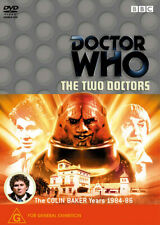 Doctor Who - The Two Doctors (Dvd, 2004, 2-Disc Set) Region 2