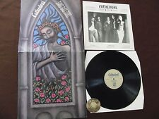 LP Cathedral Stained Glass Stories +Insert USA 1989   M-