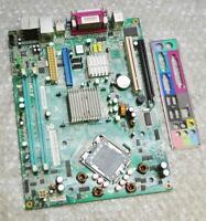 Acer 945P01-G-8KS2 REV:1.0 Socket 775 / LGA775 Motherboard and Back Plate 945P01