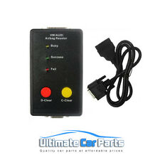 VW / AUDI  AIRBAG LIGHT System Reset Tool And Crash Data Erase Tool For The MOT