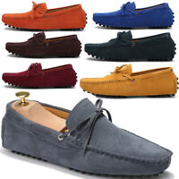 Fashion Mens Casual Slip On Loafers Moccasins Driving Boat Dress Casual Shoes