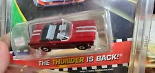 Rare Model Motoring Candy Painted RED / SILVER STRIPES MUSTANG CONVERT Aurora