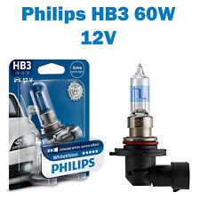 2x Philips HB3 60W 12V White Vision Scheinwerfer Halogen Lampen 9005WHVB1