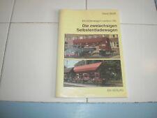 Die sweiachsigen Selbstentladewagen édition EK-Verlag 1993