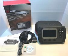 VIDENT iAuto700 OBD2 All Systems Scan Tool Eng Trans ABS SRS + EPB OIL BRT