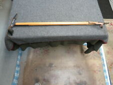 VINTAGE AUSTRIAN STUBAI ICE AXE-WITH COVER-VERY NICE