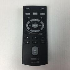 Genuine Sony RM-X211 Remote Commander Car Stereo Remote Control RMX211