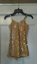 Curtain Call Gold Sparkle Dress Child S