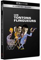 Les Tontons Flingueurs [Edition Limitee SteelBook 4K Ultra HD + Blu-Ray] // B...