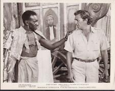Robert Mitchum Raymond St. Jacques Mister Moses 1965 vintage movie photo 32607