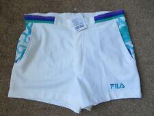 Bnwt Ladies Size 12-14 32�W Tennis Shorts By Fila