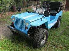 New Jeep Style Atv Go Cart 125 Cc Honda Clone 3 speed / reverse & electric start