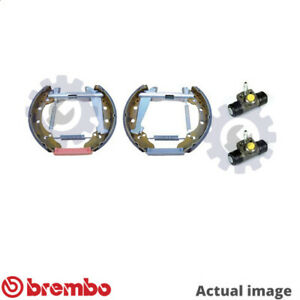 BRAKE SHOE SET FOR VW GOLF/III/Mk VENTO JETTA LUPO AUDI 80/4000/A2 SEAT 1.9L 80