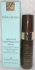 Estee Lauder Advanced NIGHT REPAIR EYE SERUM Synchronized Complex .14 oz/4mL New