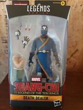 Marvel Legends Death Dealer Shang-Chi Movie Figure MCU