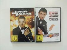 2x Rowan Atkinson DVD Sammlung - Johnny English, - Jetzt erst recht .