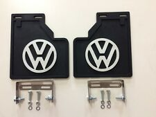 Rare! 1970 VW Karmann Ghia Type1 Splash Guard with Bracket Set LH&RH WEGU Style