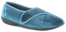 Calzado de mujer textil de color principal azul, talla 38