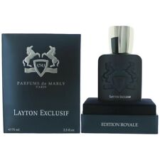 Parfums de Marly Layton Exclusif 2.5 oz 75 ML Eau De Parfum Spray for Men Sealed