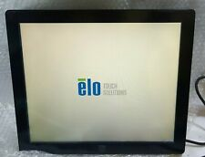 """- ELO ET1717L-7CWB  17"""" LCD Touch Screen Monitor (NO STAND)"""