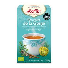 YOGI TEA  RECONFORT DE LA GORGE