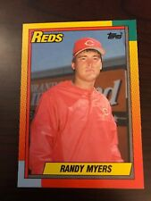 1990 Topps Traded Randy Myers Cincinnati Reds 78T