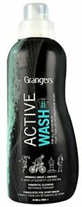 Granger's Active Wash World leading extreme technical Outdoor Wear