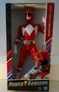 Power Rangers Mighty Morphin Red Ranger ✅ Retro Größe 24cm Hasbro Farbe Rot ✅