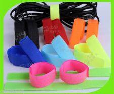 Ordinacavi ordina cavi strappo con chiusura ad anello - Vari colori disponibili