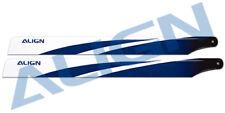 Alinear 380 Hojas De Fibra De Carbono-Azul HD380B