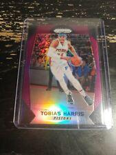 Tobias Harris Detroit Pistons Purple Prizm / 75. 2018 Prizm Basketball