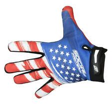 Social Paintball Grit Gloves - Usa Flag - X-Small