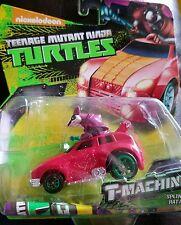 Teenage Mutant Ninja Turtles T-Machines Splinter in Rat Attack Diecast Vehicle