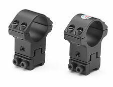 "SPORTSMATCH ATP65   2 PIECE FULLY ADJUSTABLE SCOPE MOUNTS for 1"" TUBED SCOPES"
