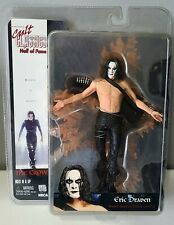 THE CROW ERIC DRAVEN ACTION FIGURE NECA REEL TOYS CULT CLASSICS HALL OF FAME