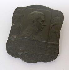 Kappenabzeichen --Heeres Front-- Erzherzog Carl 1916