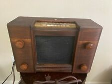 Antique: Westinghouse 1946 H-130 Tube Table Radio, Working