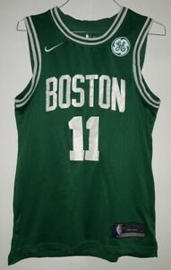 Kyrie Irving Boston #11 Jersey, Size Small