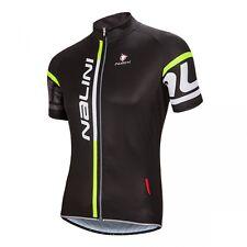 Nalini Base Maillot de Cyclisme Jaune Taille XXL-BNWT-RRP £ 31.99