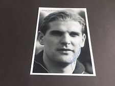 GEORG STOLLENWERK signed Photo 13x18 In-Person DFB