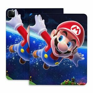 Super Mario TPU IPad Stand Case Protector With Pencil Holder 2020/2020 Pro/Air4