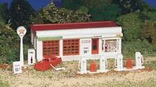 BACHMANN PLASTICVILLE USA GAS STATION HO SCALE BUILDING KIT