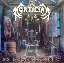 FREE US SHIP. on ANY 2 CDs! NEW CD Mortician: Hacked Up for Barbeque / Zombie Ap