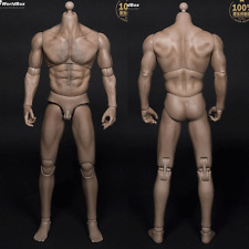 WorldBox AT012 1/6 Muscular Wolverine Body Logan Strong Durable figure IN STOCK
