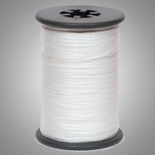 White Bcy .008 Spectra Bowstring Serving Bowstring Material 150 yards