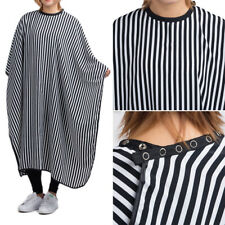 KQ_ Hair Cutting Cape Pro Salon Hairdressing Hairdresser Cloth Gown Barber Serap