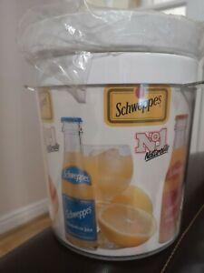 Schweppes Retro Ice Bucket