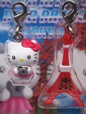 [New] Sanrio Hello Kitty TOKYO TOWER Ver. Cell Phone Strap / Pair Charm Mascot